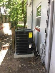 New Goodman Courtesy of Florida Cooling Store Inc. of Jacksonville, FL