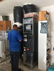 Goodman Air Handler Courtesy of Florida Cooling Store Inc. of Jacksonville, FL