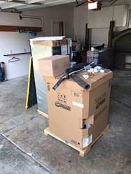 New Equipment Ready For A New Home By Florida Cooling Store