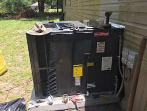 16 SEER Goodman Package Unit Courtesy of Florida Cooling Store Inc. of Jacksonville, FL