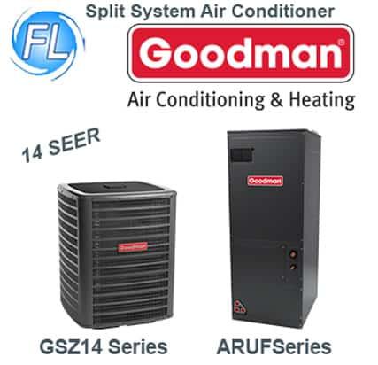 Goodman 14 SEER Air Conditioners