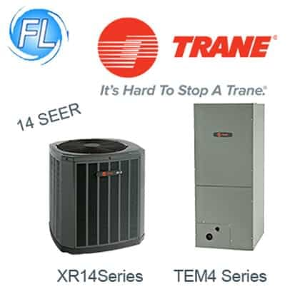 Trane 14 SEER Air Conditioners