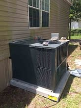 Goodman Package Unit 16 SEER Courtesy of Florida Cooling Store Inc. of Jacksonville, FL