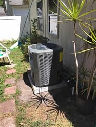 Trane Condenser Installed By Florida Cooling Store in Jacksonville FL