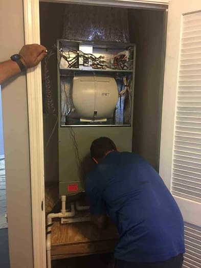 Trane Air Handler, getting it right! Courtesy of Florida Cooling Store Inc. of Jacksonville, FL