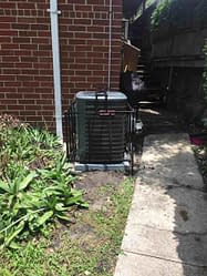 Goodman Condenser Courtesy of Florida Cooling Store Inc. of Jacksonville, FL