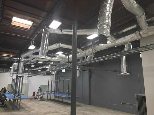 Commercial Duct Work By Florida Cooling Store Inc. Jacksonville FL